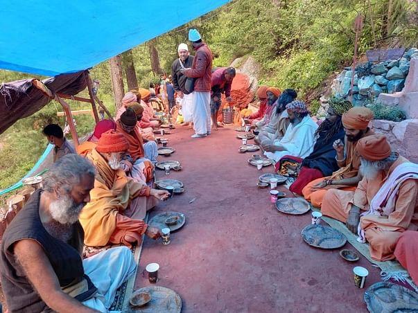 Contribute To Feed Saadhus of Gangothri/Uttarkashi/Badrinath/Kedarnath