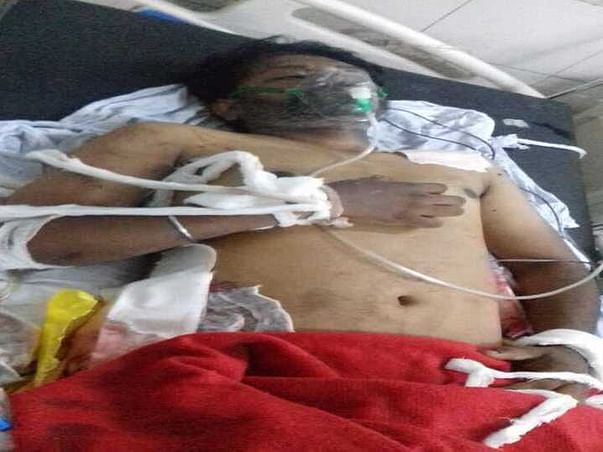 Support Dhananjay Bandel for Medical Treatment due to serious Road accident