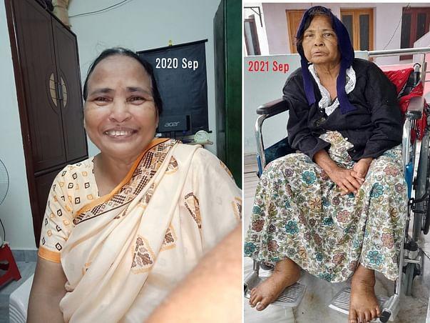 Support Sarala Kumari