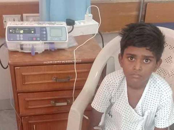 Help My Son To Undergo Heart Transplantation
