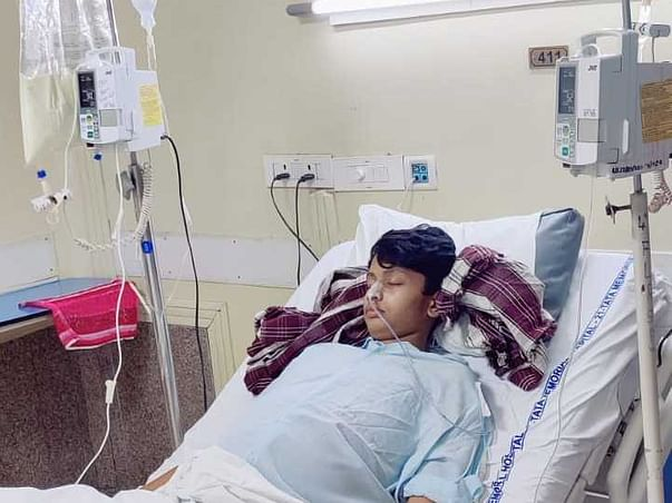 Support Sandeep Kumar To Recover From Lung Cancer