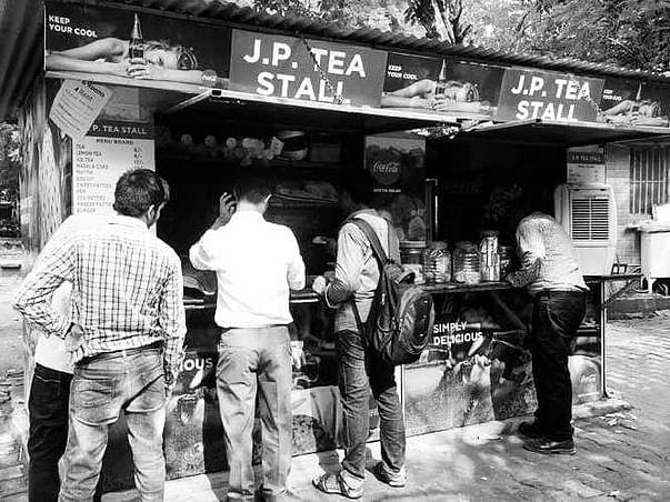 Help JP Tea Stall Dev Prakash For His Livelihood
