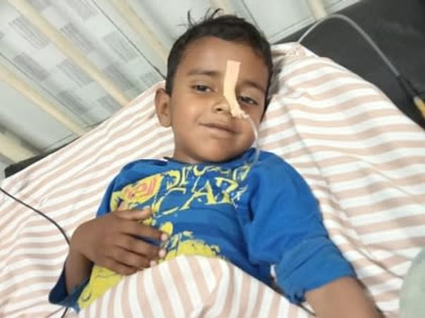 Please Support My Nephew To Recover From Intestinal Obstruction