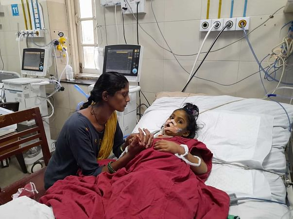 Support Sanaya Santosh Pandit To Undergo Liver Transplantation