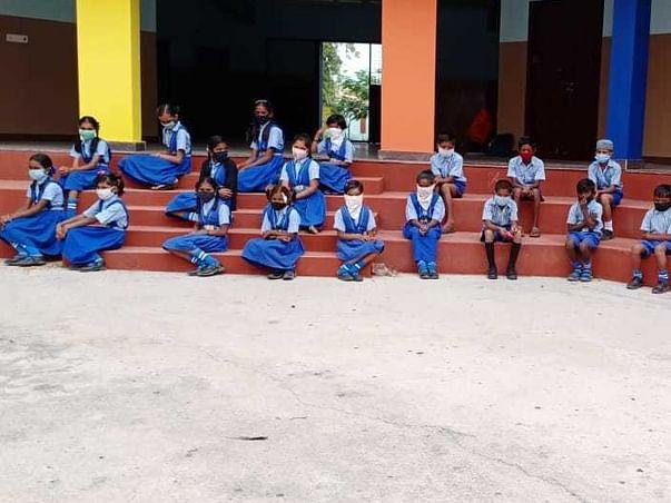 Help these rural poor children get back to school