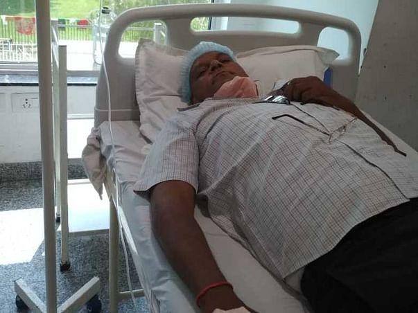 Help Kamal Kishore Fight Cancer