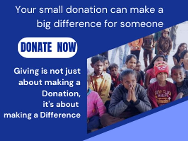 We Want To Raise Funds For Poor Children Education