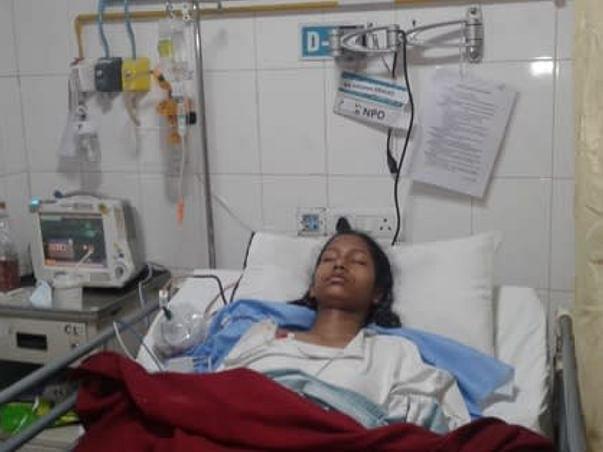 Help Nitya Walk Again
