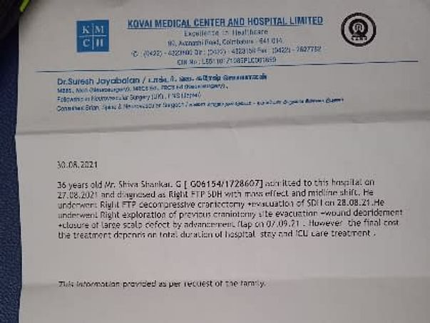Help Me Recover From Head Injury Due To Accident