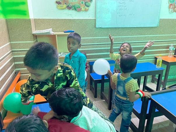 Help these children to get Education