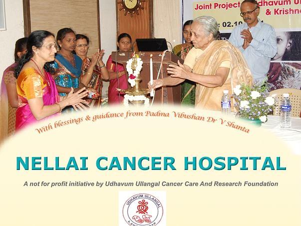 Aravind Srinivasan's Birthday Fundraiser for Nellai Cancer Hospital