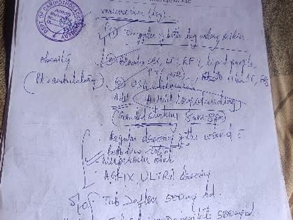 Help satynarayan to cure from  vericose vein ulcer