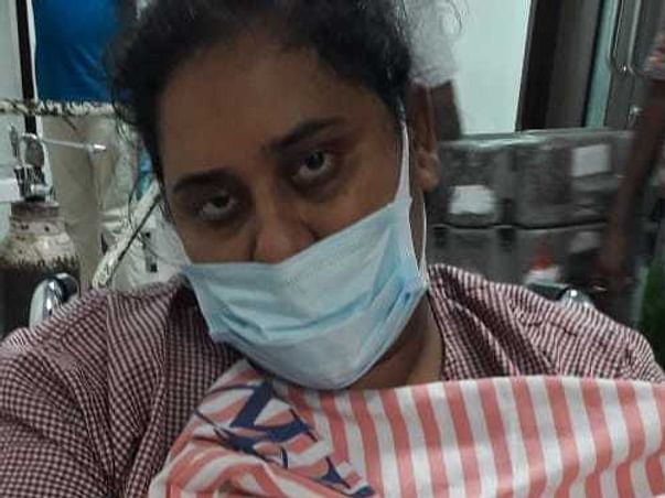 Help Anitha To Survive