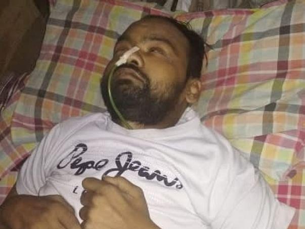 35 Years Old Akash Jaiswal Needs Your Help Undergo Kidney Transplant
