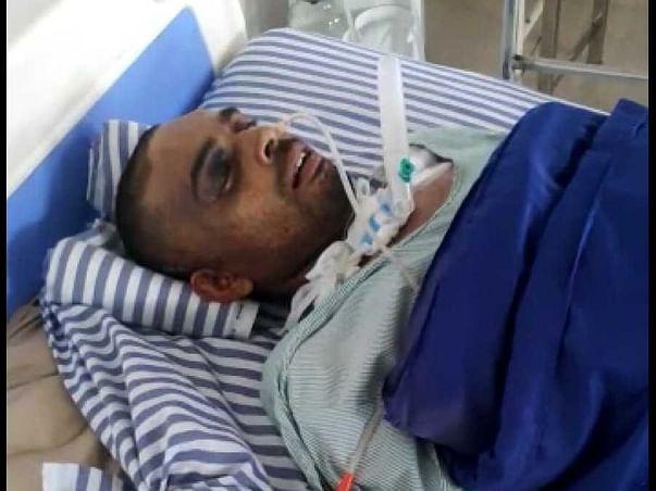 Help Mahesh Kumar Be Back On His Feet.