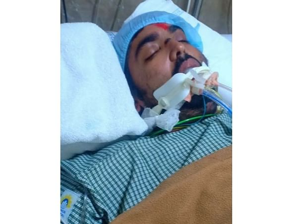 Help Ankush For Covid Related Complications & Hospital Bills