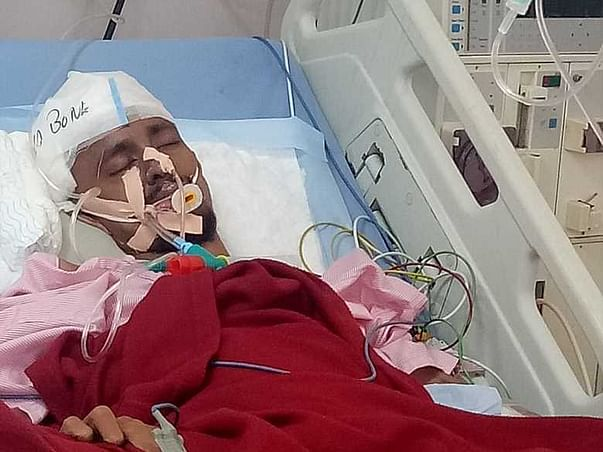 Support My Brother Mohd Ahsan Ali Khan Recover From Brain Hemorrhage
