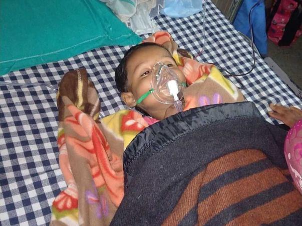 3-Years-Old Rahmat Alam Needs Your Help Recover Hirschsprung's Disease