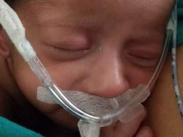 This 18 days Old Needs Your Urgent Support In Surviving In NICU