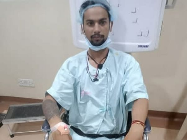 Support Amit Kumar Jha Recover From Blood Cancer