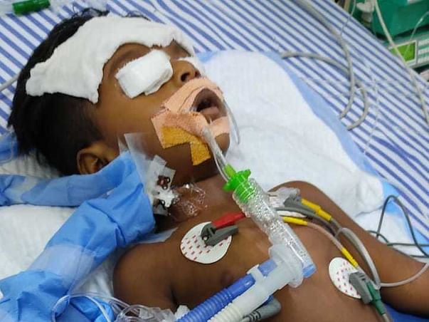 Support Lan Gabriel To Recover From Multisystem Inflammatory Syndrome