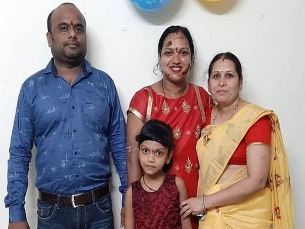 Support For Late Manasa Mahapatra's Family