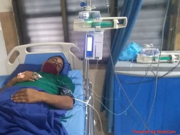 Support Satya Narayana To Recover From Atherosclerosis