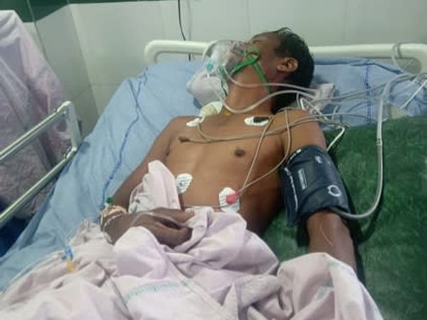 Help Kumara Swamy Get Treated From Blood Clotted In Brain
