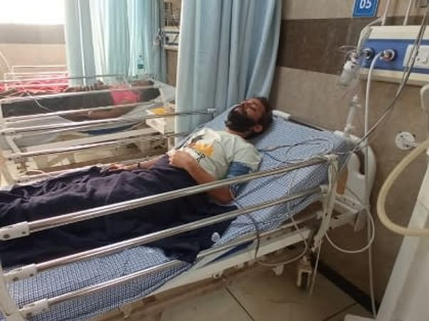 Support Anurag Pandey Recover From Coronary Thrombosis