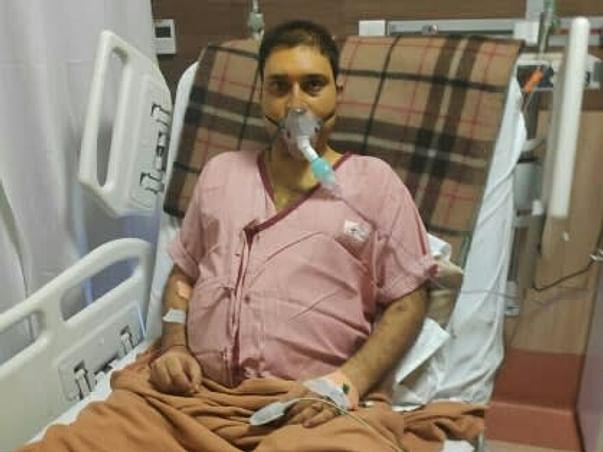 Support Ankit Pandey Undergo An Urgent Liver Transplant