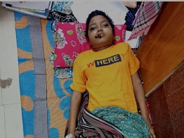 Support Deeptimayee Swain Recover From Acute Myeloblastic Leukemia With Maturation (M2)