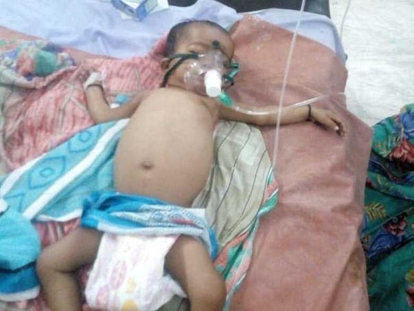 Support My Daughter Siddhipriya kheti To Undergo Liver Transplant