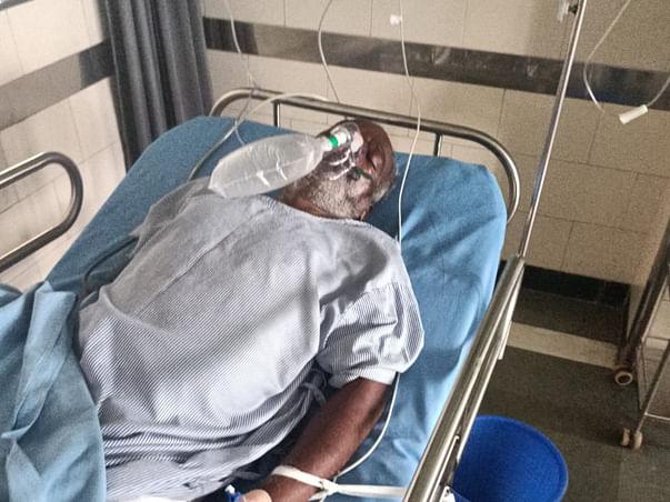 Support Narayan Kalu Pawar Recover From Brain Diseases