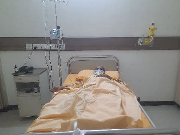 Please Help Me To Save My Mother's Life