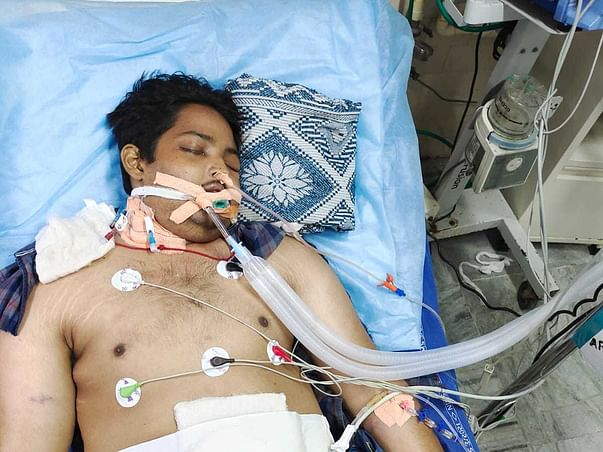 Help My Cousin Manish Recover From Kidney Problem