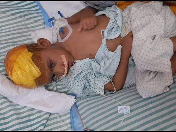 Support 4 Yr Old Aarshi Hussain In Her Battle For Life