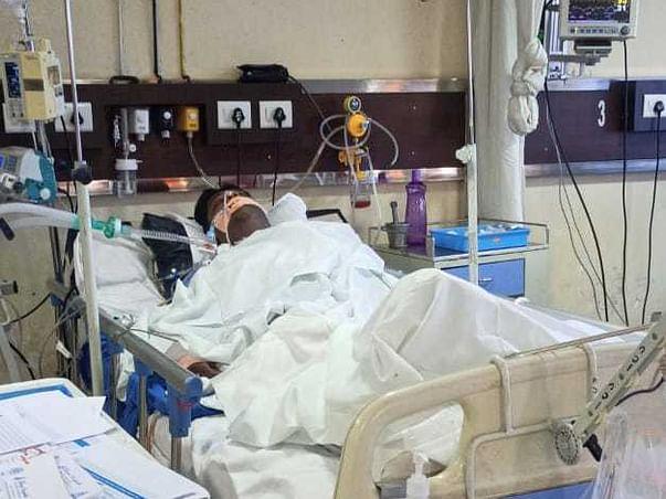 Help Chandan fight a Leg Surgery, Brain Injury and Fat Embolism Treatment.