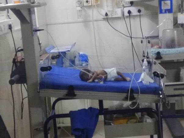 Support Twin Babies Of Rama Recover From Preterm Birth