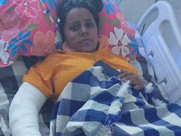 Help My Friend Gayatri to Recover From Major Accident
