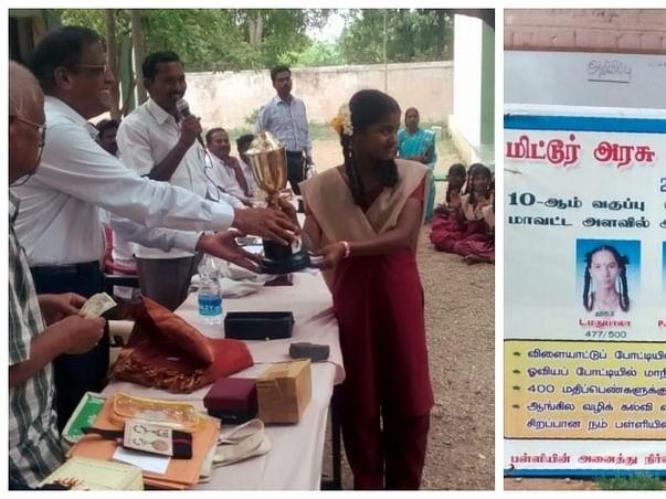 "Santosh will ""Ride2Light"" for education of the children of Mittur village"