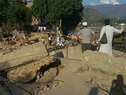#Bake4Kashmir-We are fundraising to provide food grains and utensils to JnK flood survivors