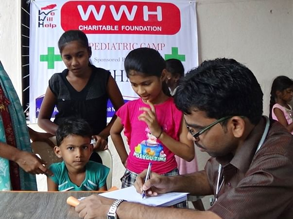 I am participating in Daan Utsav to  fulfil the wishes of WWH Charitable Foundation