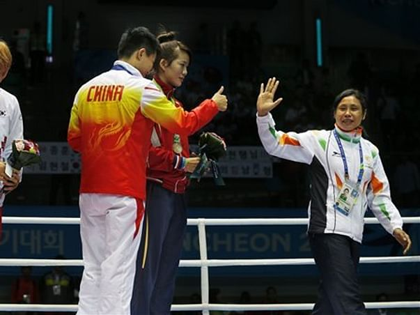Stand With Sarita Devi | An online fundraising campaign