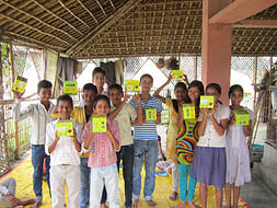 """This Diwali, Prayog is fundraising to """"light the ignited minds"""" through solar study lamps to children in Bihar."""