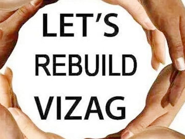 I am fundraising to ride4Vizag