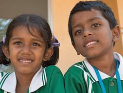 Fundraising to help underprivileged children through holistic education. Join my cause!