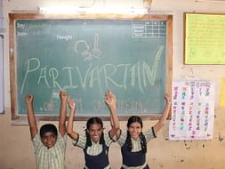I am fundraising to transform a low income school in Pune. Join my cause!