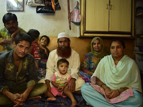 11 years in prison-8 years on death row-A family's struggle for survival. Support Adambhai and his family to rebuild their lives after his acquittal.