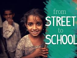 I am fundraising to provide classroom amenities to children living in shelter homes. Join my project!