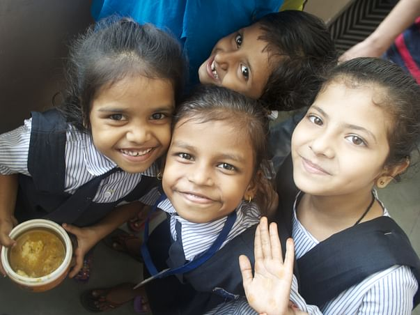 I am pledging my birthday to help underprivileged Indian girls attend school